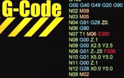 Qu'est ce que le langage Gcode ?