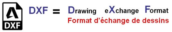 Import fichier DXF