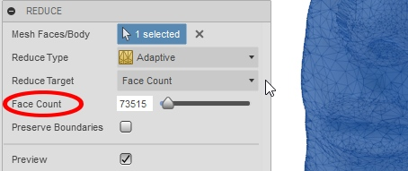 reduce-face-count