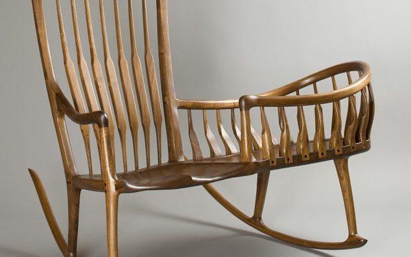 (Fr) Modéliser des meubles style Sam Maloof