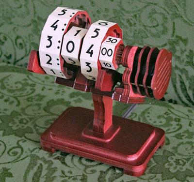 (Fr) Horloges à affichage numérique