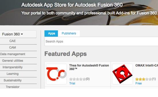 Présentation du logiciel Fusion 360