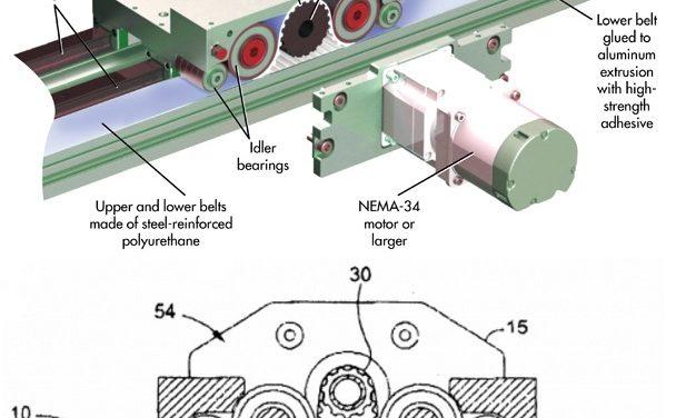 (Fr) Expérimentation autour du système de transmission Bell Everman