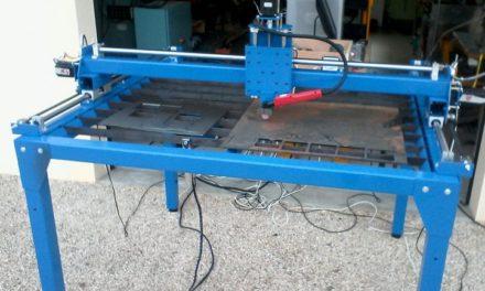 (Fr) La découpe CNC plasma