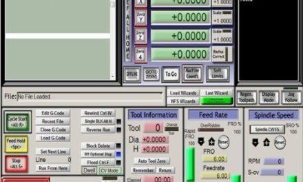 Electronique de commande Mach3 Mach4