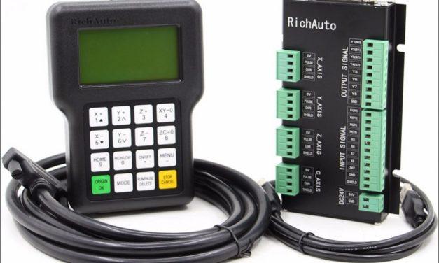 Controleur de commande autonome Richauto DSP A11