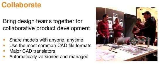 Collaborer sur un projet avec fusion 360