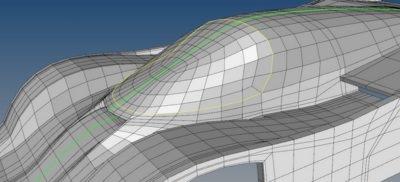 (Fr) Créer des surfaces T-spline à partir d'un fichier STL maillé