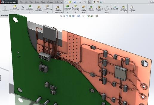 Conception de PCB avec les logiciels Altium