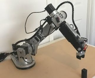 (Fr) Bras robotisé Ar2 et Ar3