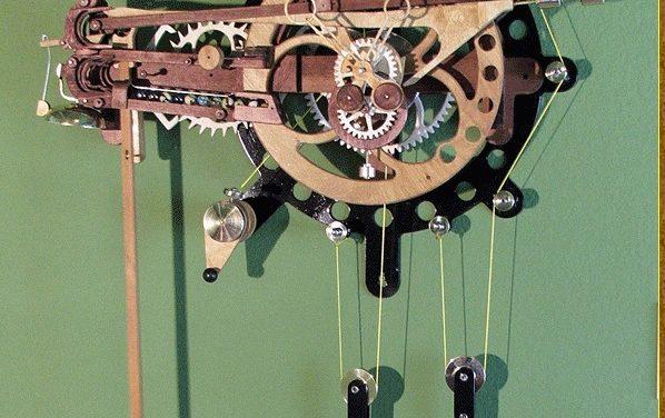 (Fr) Les horloges Marble