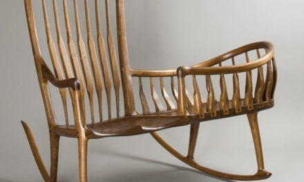 Modéliser des meubles style Sam Maloof