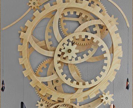(Fr) Créer des sculptures cinétiques avec Fusion 360 et GIM