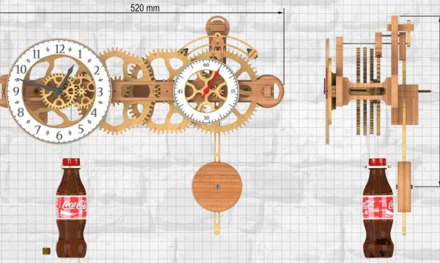 (Fr) Création de l'horloge N°31
