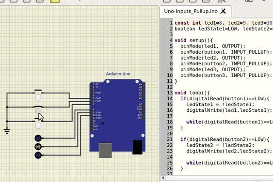 Simuler le fonctionnement d'un circuit électronique