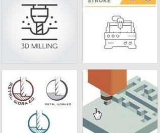 Trouver des infographies à usiner