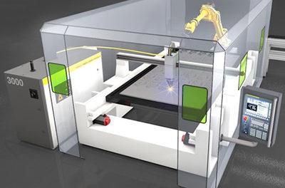 (Fr) La découpe laser fibre