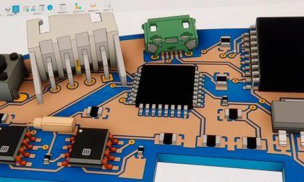 (Fr) Conception de PCB avec Fusion 360