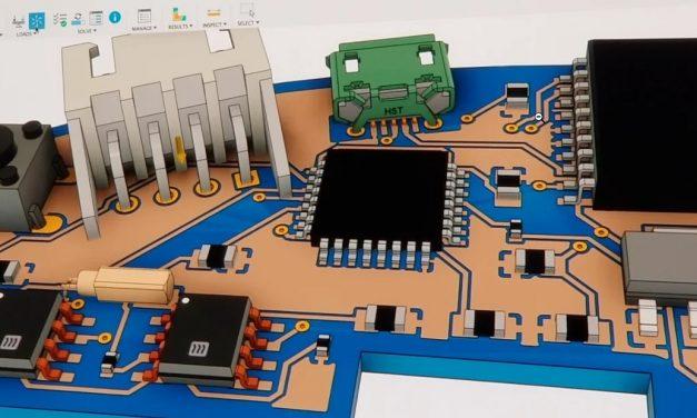 Conception de PCB avec Fusion 360